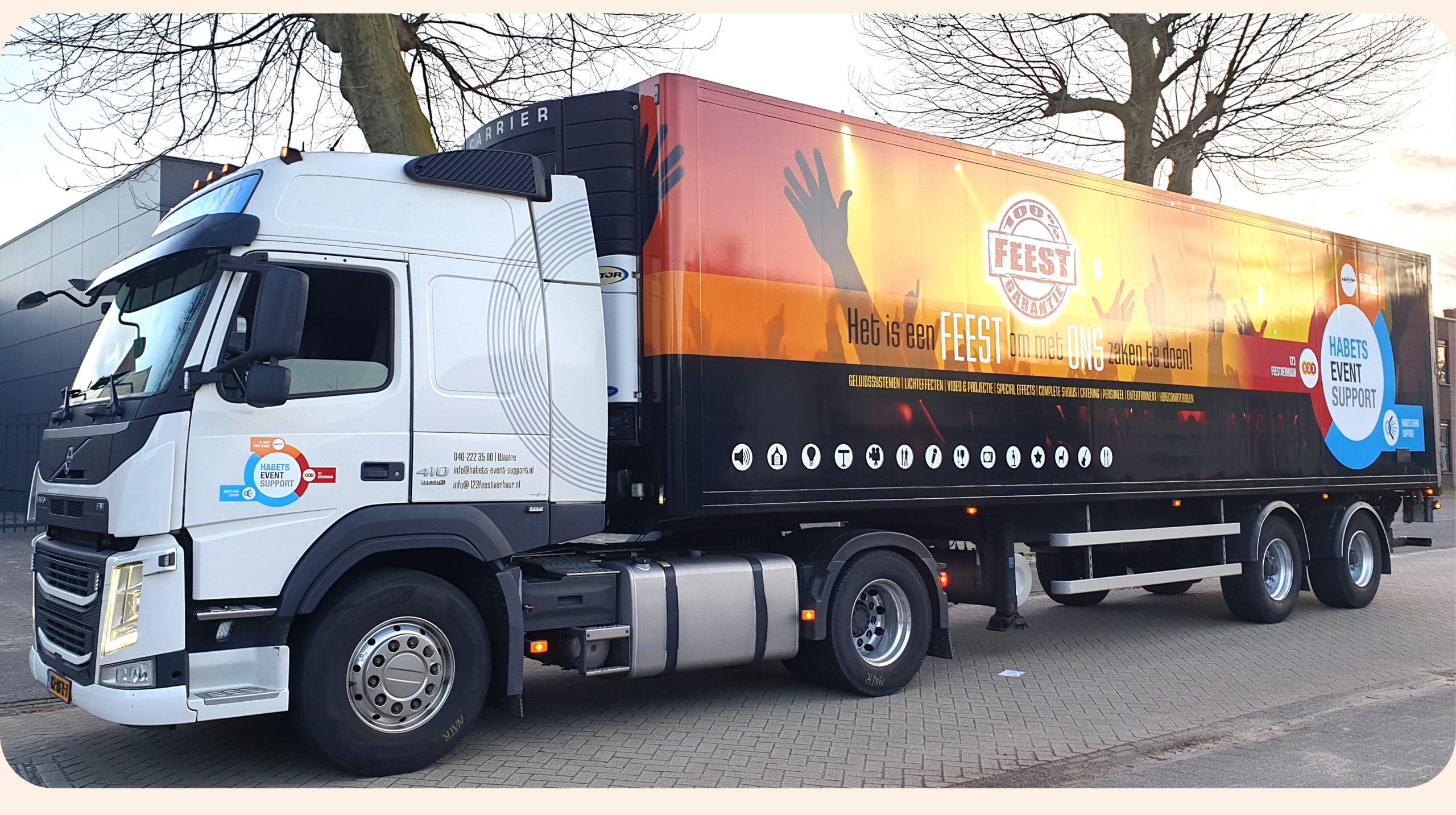 Vrachtwagen 2020